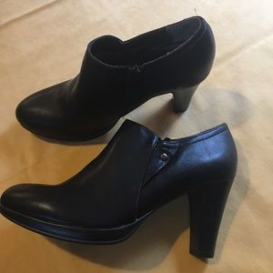 Rialto Ankle Booties Black Sz 9.5 NWOB